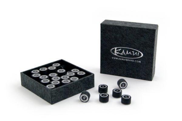 Kamui Clear Black 13mm Medium